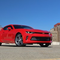 Just Right: 2016 Chevrolet Camaro RS