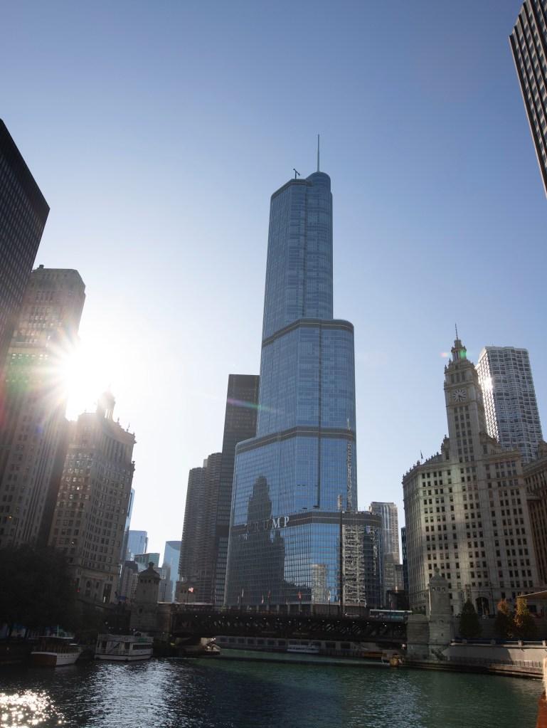 Architecture Boat Tour - Chicago