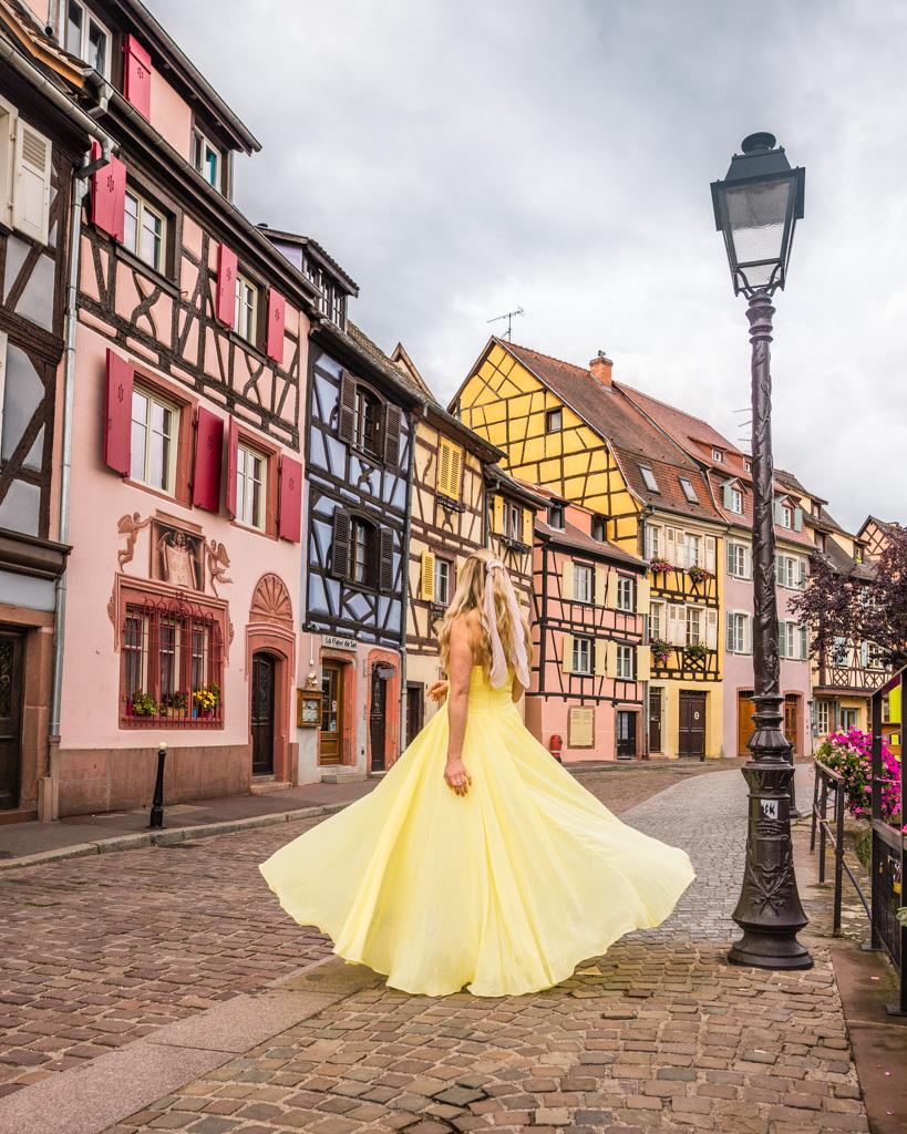 Quai de la poissonnerie - Colmar, Alsace
