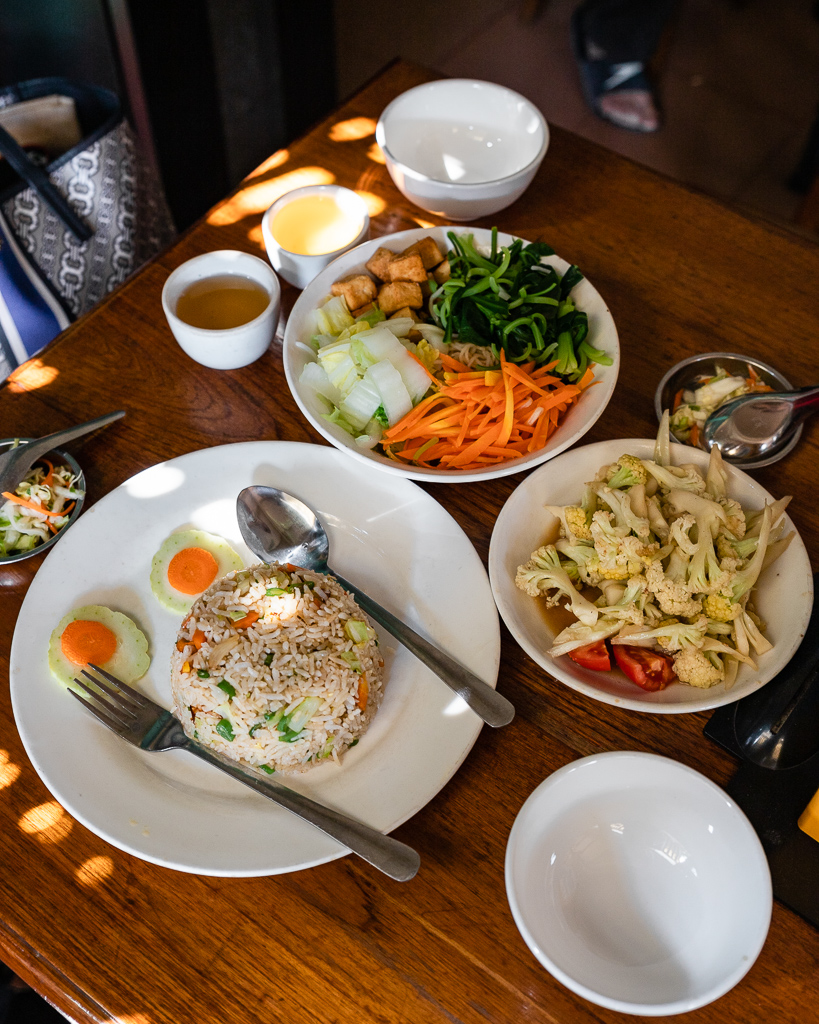 Pan Cherry Noodle house & cafe in Mandalay, Myanmar