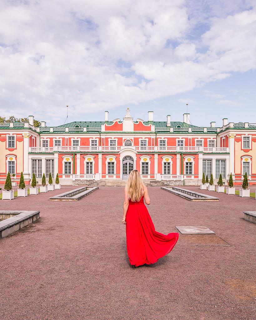 Kadriorg Palace - Tallinn, Estonia