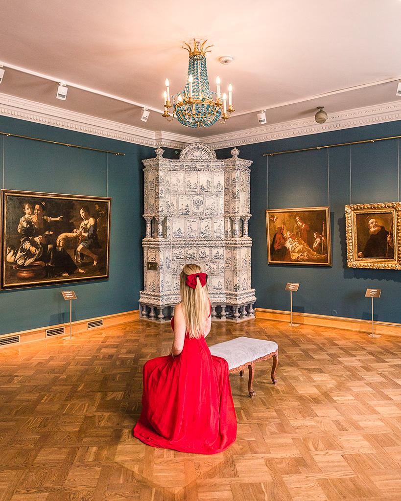Museum of Kadriorg Palace - Tallinn, Estonia
