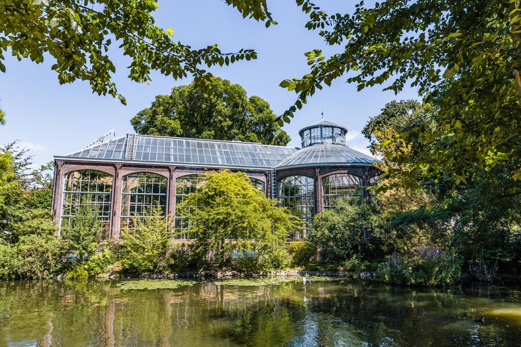 Hortus Botanical Garden in Amsterdam