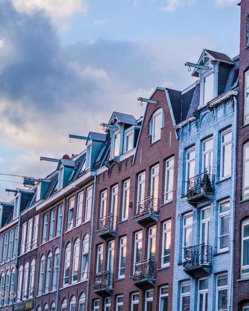 Utrechtsestraat in Amsterdam