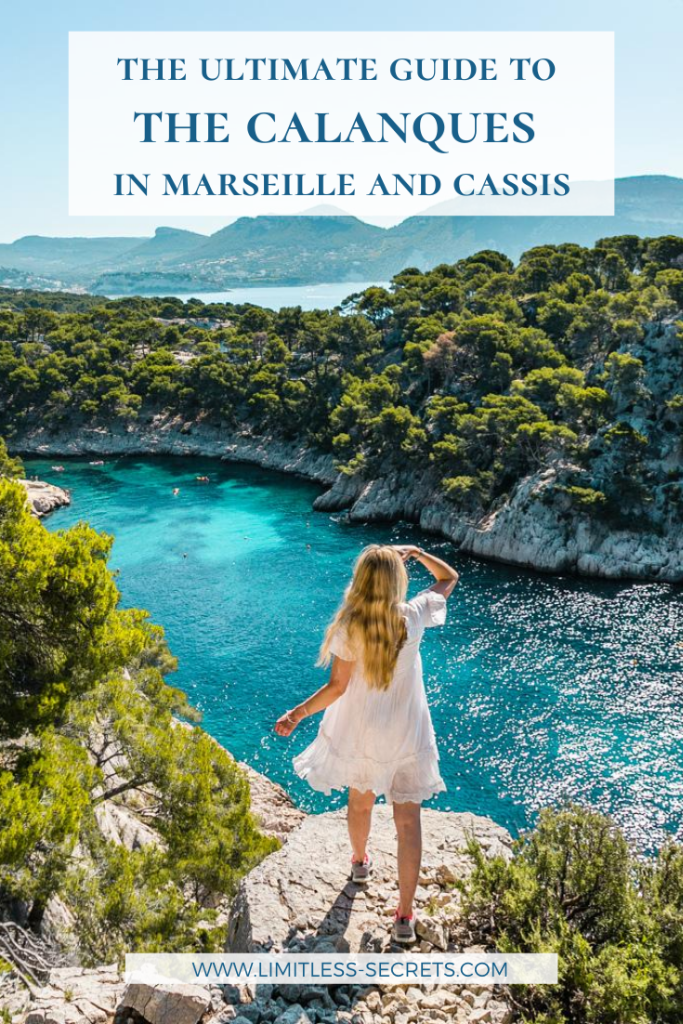 The Calanques are a must-see natural wonder in France! In this ultimate guide, get all the info you need to visit the Calanques in Marseille and Cassis. #calanques #calanque #marseille #cassis #france #frenchriviera #cotedazur #portmiou #portpin #envau   Visit the calanques   Calanque de Port-Miou   Calanque de Port-Pin   Calanque d'En-Vau   Hike in the Calanques   Marseille travel guides   Marseille tourism   Things to do in Marseille   Calanques National Park