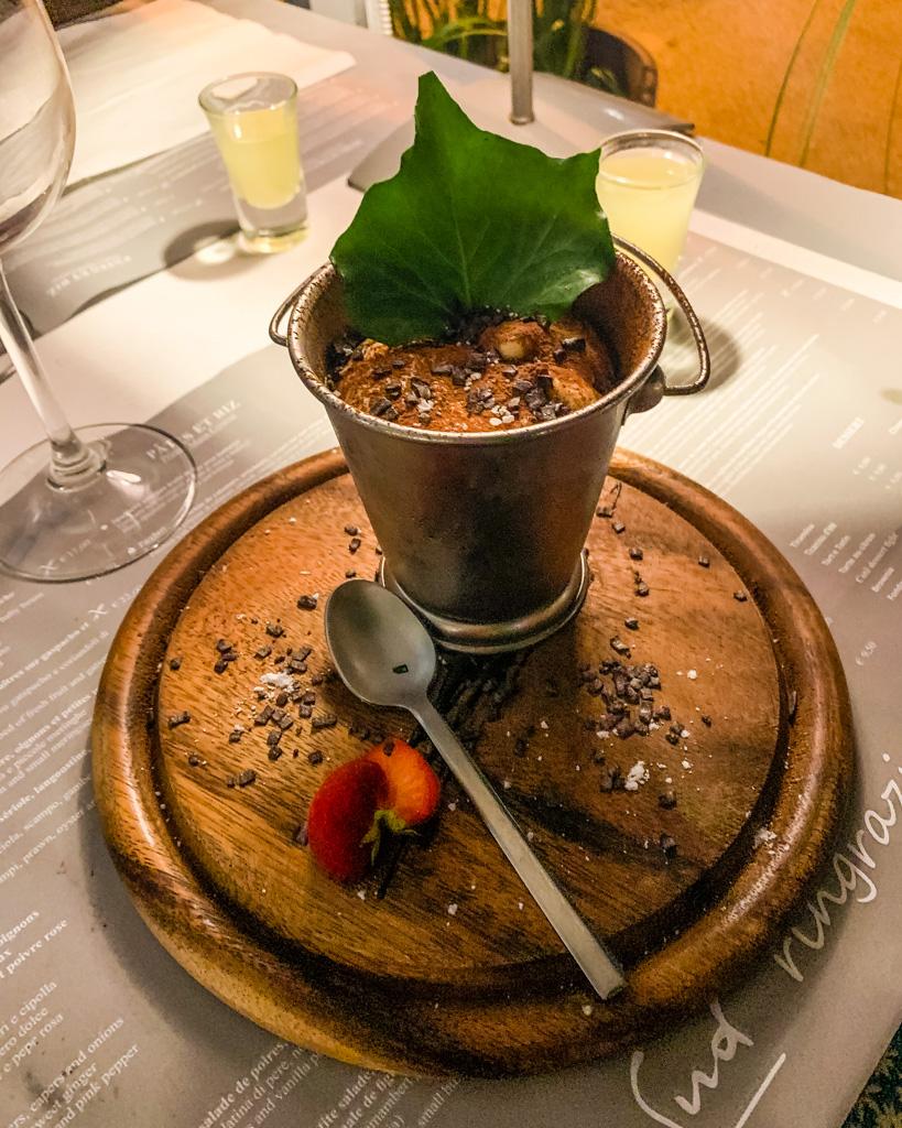 Restaurant Côté Sud in Menton - French Riviera