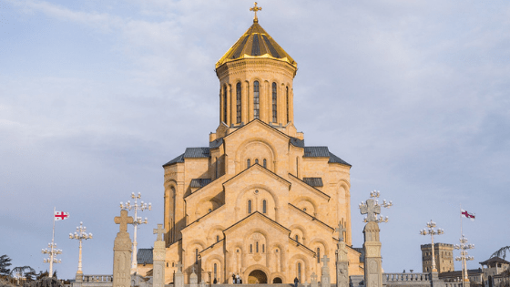 Sameba Cathedral - Tbilisi Travel Guide - Georgia