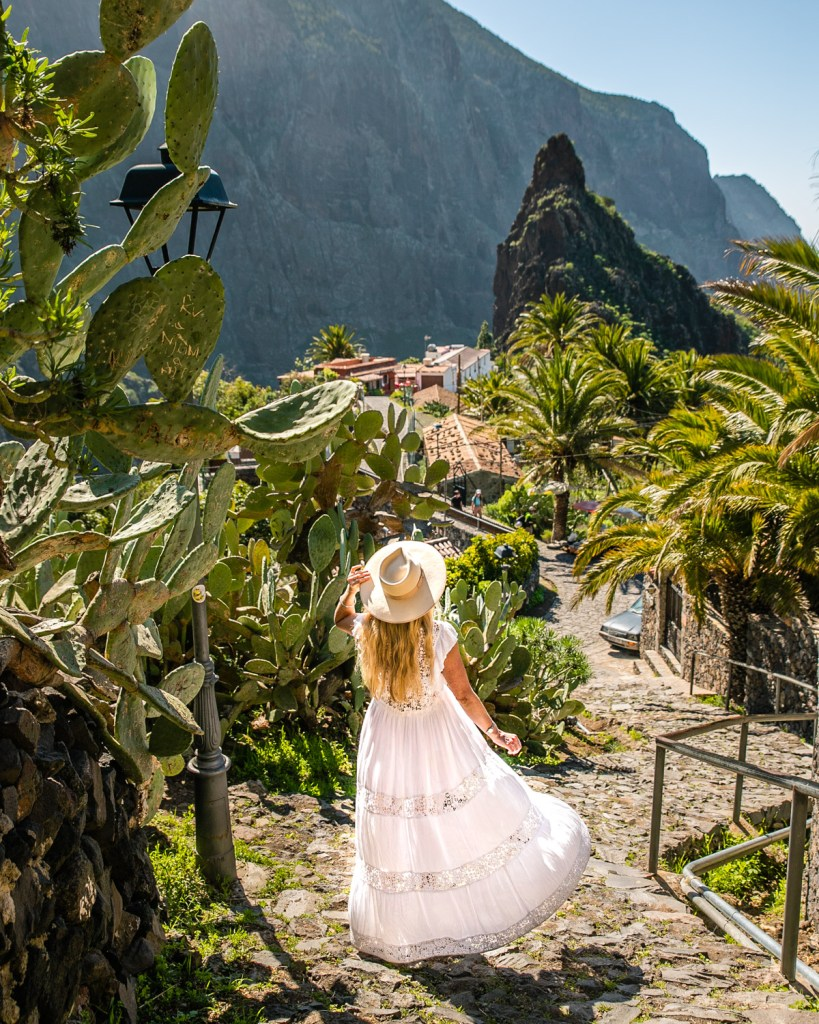 Masca Valley in Tenerife - Canary Islands