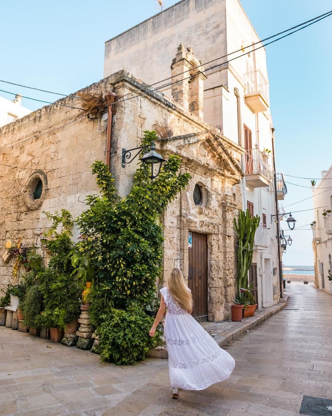 Little Church in Monopoli - Puglia
