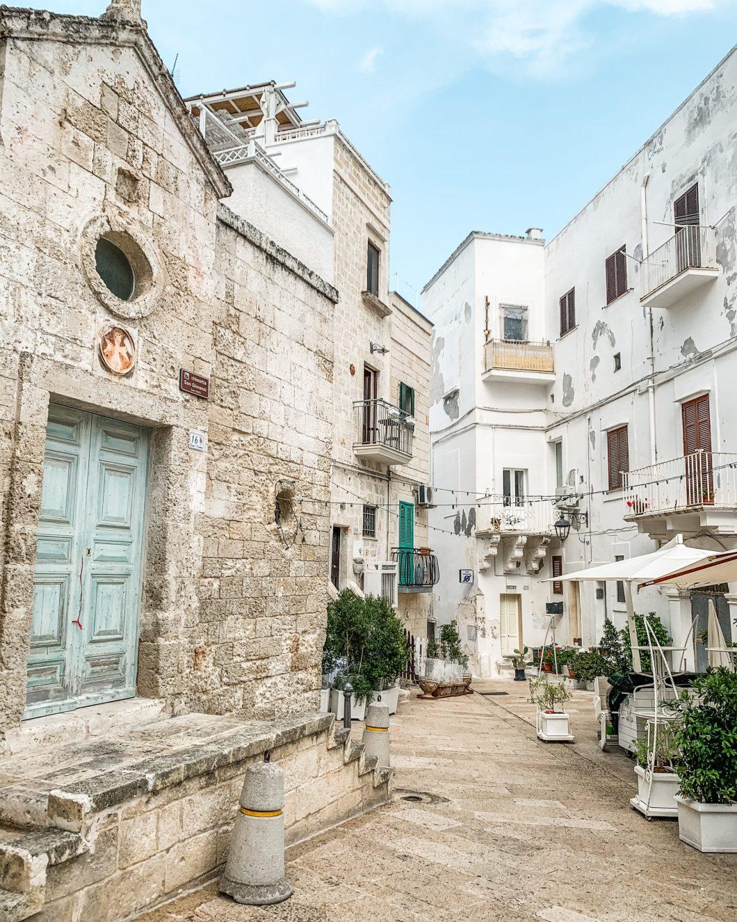 Old Town of Monopoli - Puglia