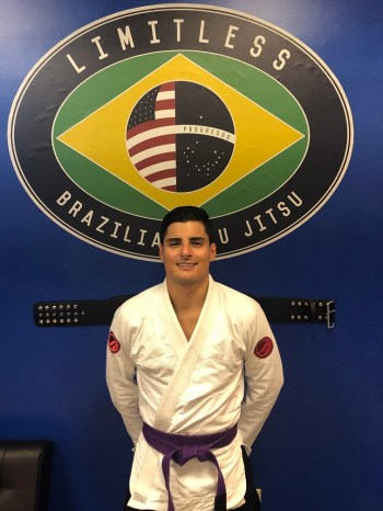 Limitless BJJ Instructors - Simon Lopez