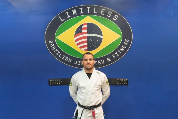Italo Lins - Limitless BJJ Black Belt Instructor