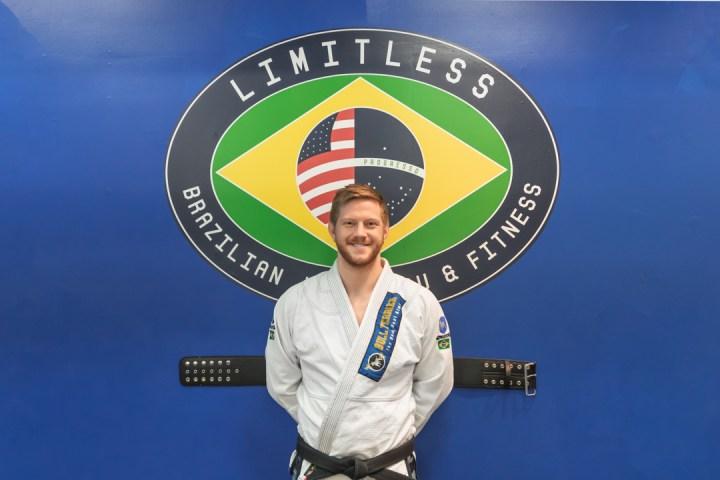 Peter Tanksley - Limitless BJJ Black Belt Instructor