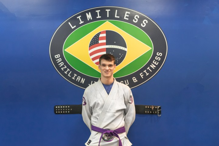 Steve Hanes - Limitless BJJ Instructor