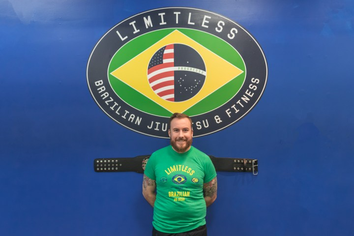 Zachary Cramer - Limitless BJJ Office Manager