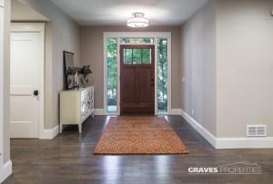 Picture of front door