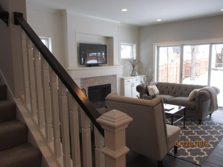 Custom Handrail