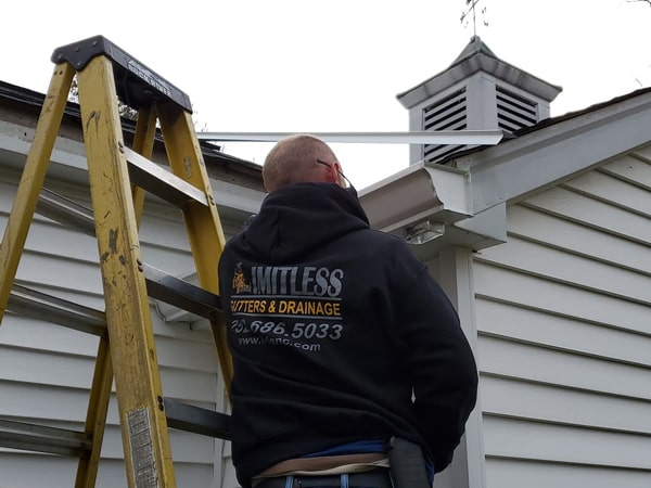 Gutter Installation And Drainage Eastern North Carolina