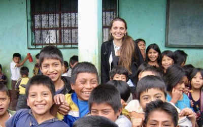 Stopping and growing, in Guatemala