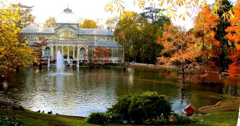 Madrid - 7 BEST EUROPEAN DESTINATIONS TO VISIT IN AUTUMN