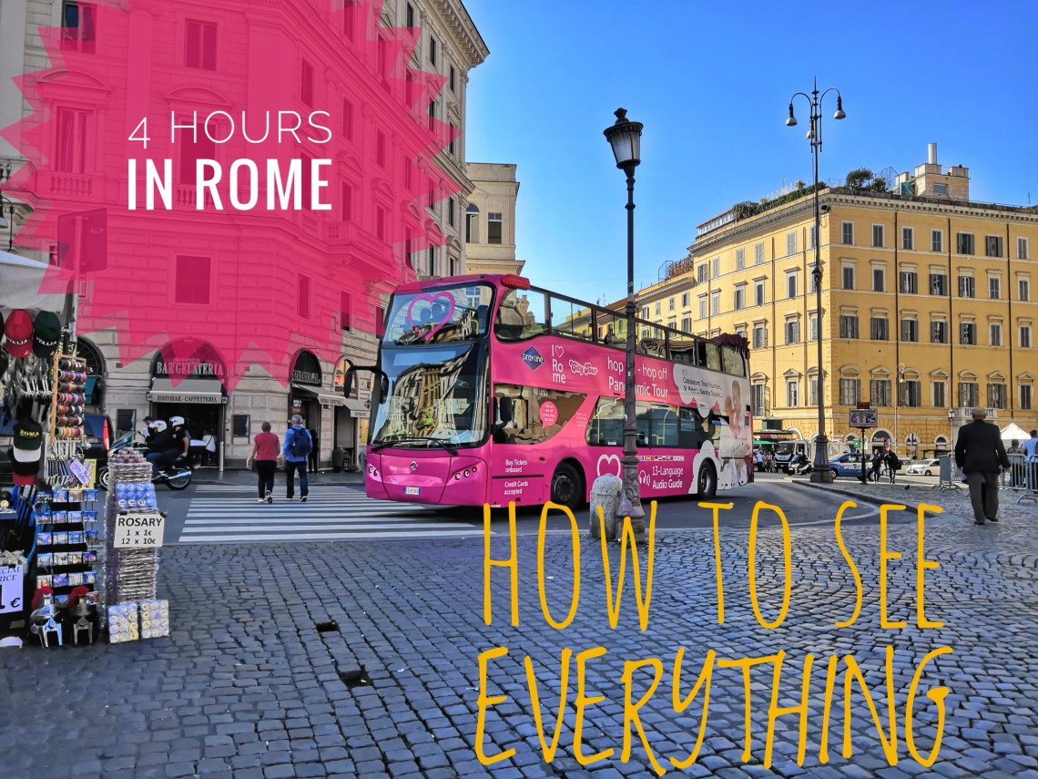 IMG 20181025 133136 01 resized 20181106 034230840 - 4 HOURS IN ROME: HOW TO SEE EVERYTHING