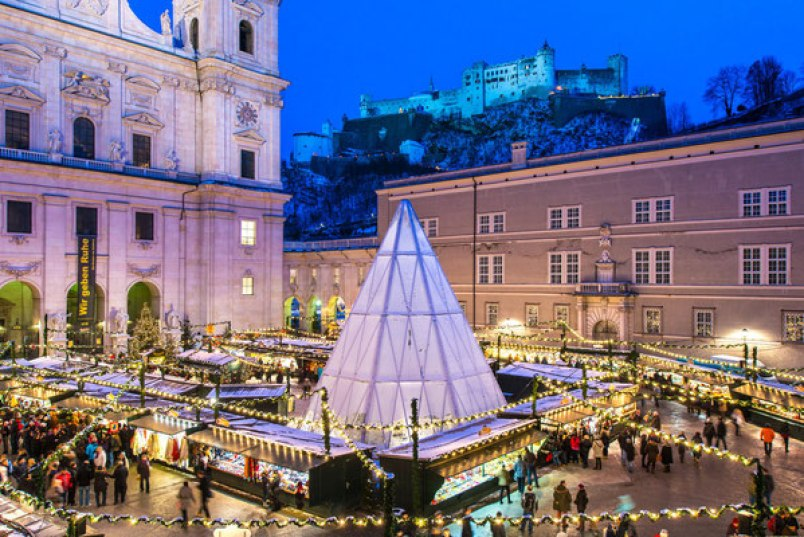 image - TOP 11 European Destinations for Christmas City Breaks