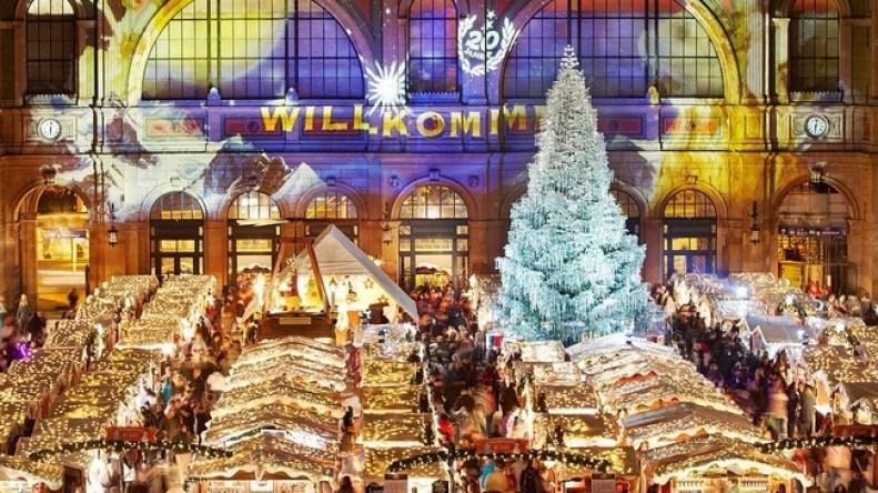 Zurich Christmas Fair