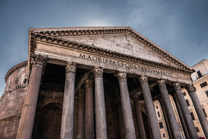 roman pantheon 800x534 - 4 HOURS IN ROME: HOW TO SEE EVERYTHING