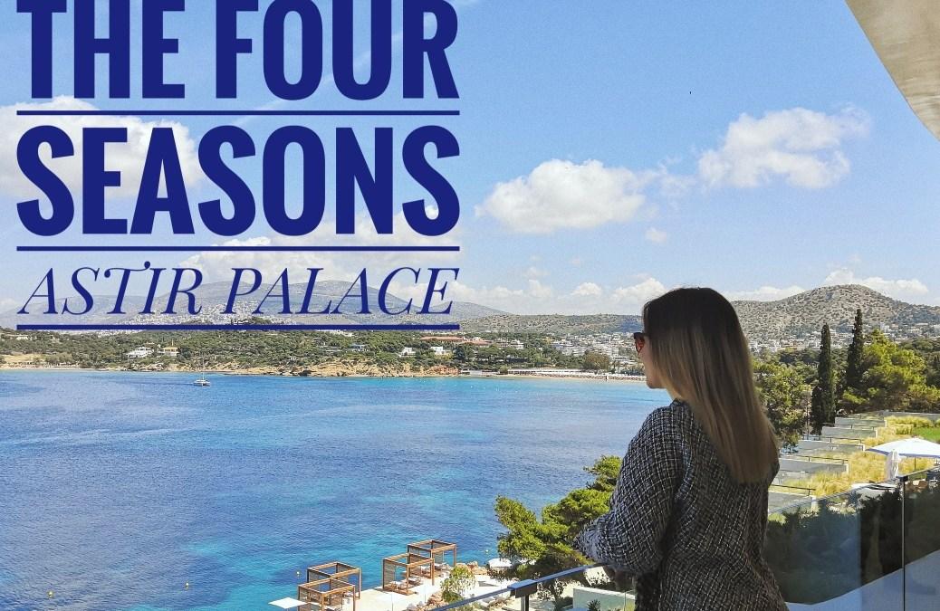 EXPLORING THE FOUR SEASONS ASTIR PALACE ATHENS