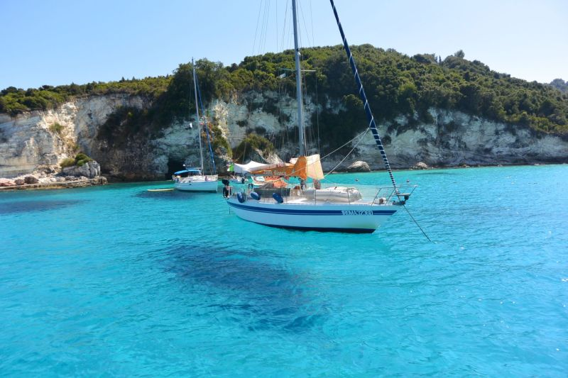 "Antipaxos 800x533 - TOP 10 ""UNIQUE"" SMALL GREEK ISLANDS WORTH VISITING"