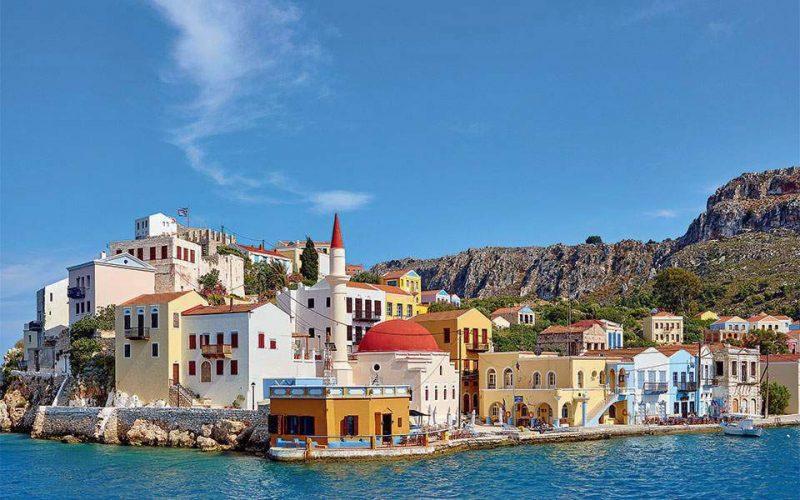 "kastelorizo 800x500 - TOP 10 ""UNIQUE"" SMALL GREEK ISLANDS WORTH VISITING"