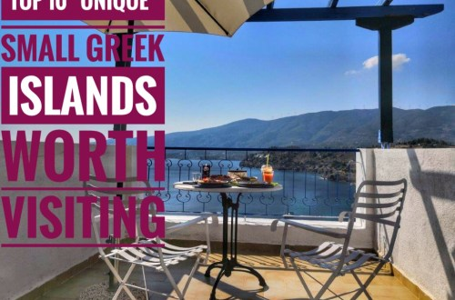 "top 10 - TOP 10 ""UNIQUE"" SMALL GREEK ISLANDS WORTH VISITING"