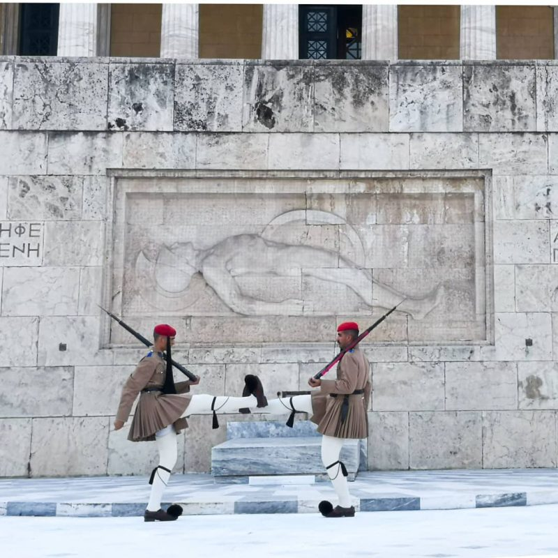 evzones 800x800 - TOP THINGS TO DO IN ATHENS
