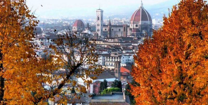florence 800x403 - 7 BEST EUROPEAN СITIES TO VISIT IN AUTUMN [Full Updated 2020]