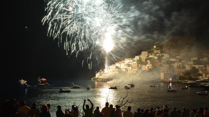 Hydra festivals