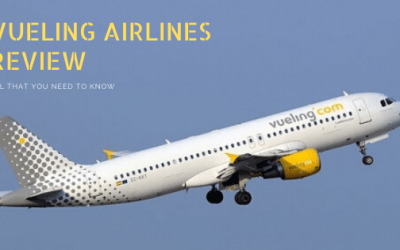 VUELING AIRLINES REVIEW