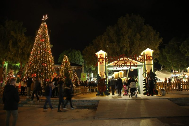Christmas in Heraklion