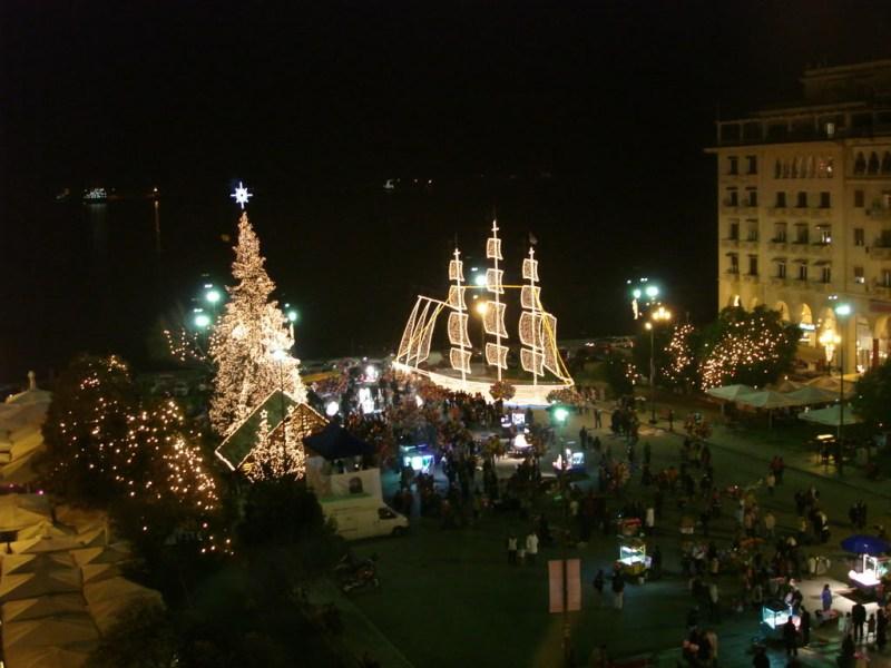 xristoygenna thessalonikh 1 - Winter Holidays in Greece: the best travel ideas