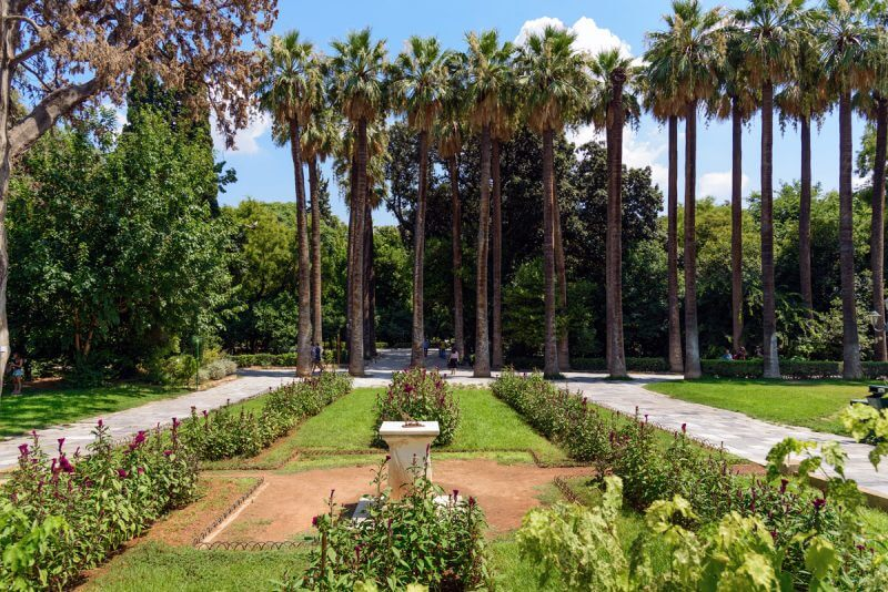 national garden 800x534 1 - TOP THINGS TO DO IN ATHENS