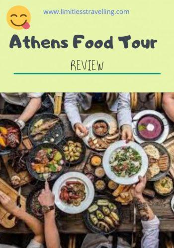 Athens Food Tour 2 534x800 - The Ultimate Athens Food Tour |Review