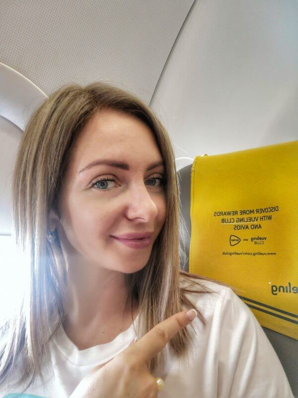 IMG 20191004 121529 01 600x800 1 - VUELING AIRLINES REVIEW