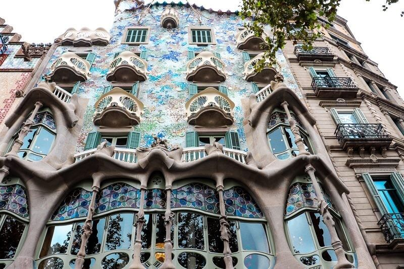 IMG 2959 800x533 1 - TOP 13 Gaudi Buildings in Barcelona