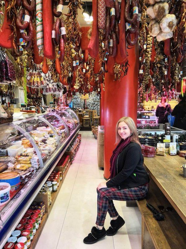 butcher shop Miran