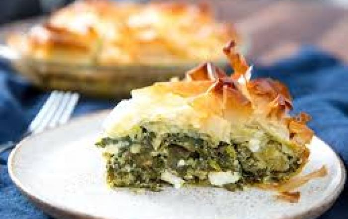 spanakopita 1 - The Ultimate Athens Food Tour |Review