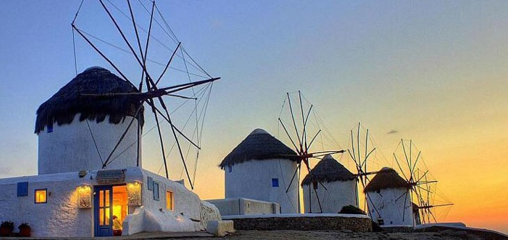 windmills mykonos - Mykonos vacation: top things to do and see