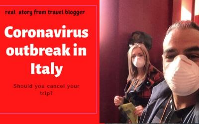 Coronavirus outbreak in Italy 1 - HOME