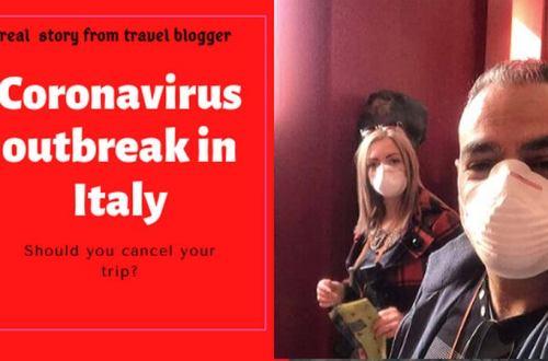 coronavirus outbreak in Italy