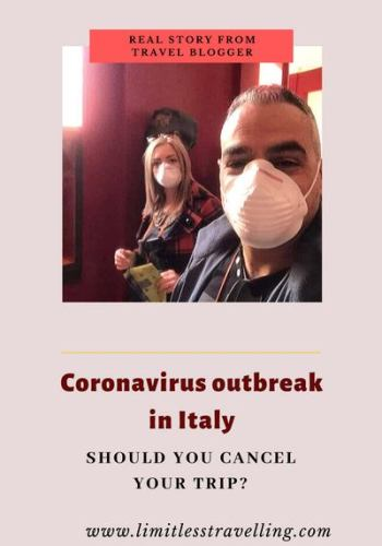 White Gold Accent Simple Minimalist Elegant Wedding Blog Pinterest Graphic 1 - Coronavirus outbreak in Italy: should you cancel your trip?