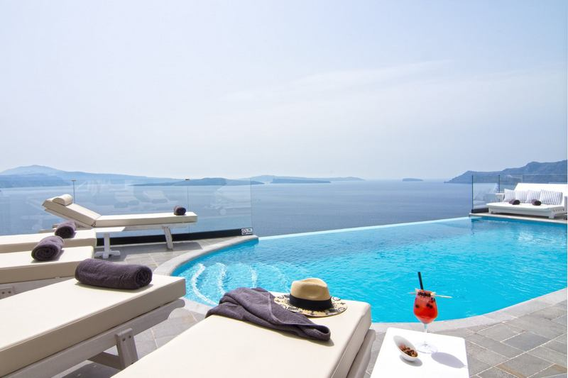 santorini 1 - 5 Reasons to Spend Your Best Honeymoon in Greece this Summer and Autumn