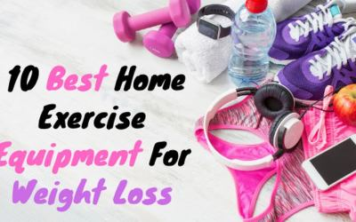 10 Best Home Exercise Equipment For Weight Loss - HOME